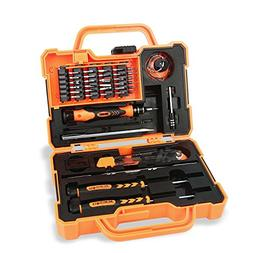 Jakemy Screwdriver Set, 45 in 1 Magnetic Repair Tool