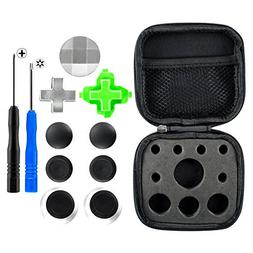eXtremeRate 3 in 1 Metal Magnetic D-pads Thumbsticks Joystic