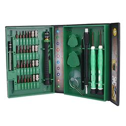 38 in 1 Multifunctional Pocket Precision Screwdrivers Kit Se