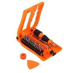 UnaMela 31 in 1 Precision Screwdriver Set with 26 Bit Magnet