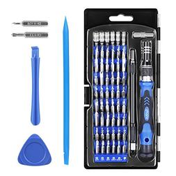 Syntus 63 in 1 Precision Screwdriver Set with 56 Bit Magneti