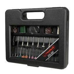 Stalwart 100-Piece Rotary Tool Accessories Kit With Carry Ca