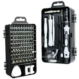 115 in 1 Magnetic Precision Screwdriver Set Computer Pc Phon
