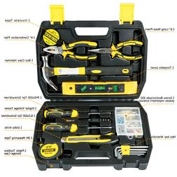 Dowell 116-Piece Homeowner General Portable Repair Hand Tool