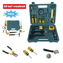 12 PC Accurate Tools Home Improvement Homeowner's Hardware R