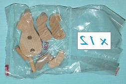 UNFINISHED MINI WOODEN BUILD A BEAR KITS -- CRAFT PROJECT: