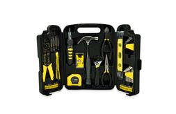 129 Piece Tool Kit With Blow Molded Case Home Repair Do It Y