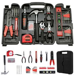 129 Pieces Tool Set Auto Car Repair General Household Hand T