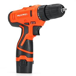 12V Rechargeable Home Cordless Electric <font><b>Drill</b></