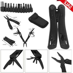13 in 1 Multi Tool Kit Pliers Hand Tools Multifunctional Fol