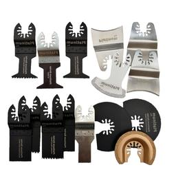 15 PC Saw Blade Oscillating MultiTool fits PORTER CABLE BLAC