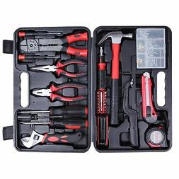 160pcs, General Household Hand Tool Kit , Electrician's Tool