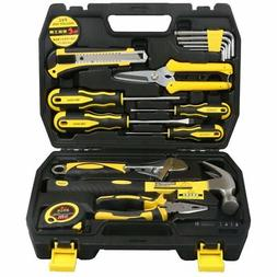 DOWELL 17 Pieces Homeowner Tool Set