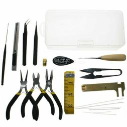 19pcs beading tool kit set for bead