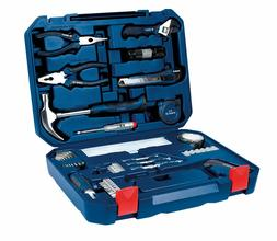 Bosch 2.607.002.790 All-in-One Metal Hand Tool Kit Blue 108-