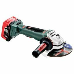 Metabo 613076640 18V 6.2 Ah Cordless LiHD 6 in. Brushless An
