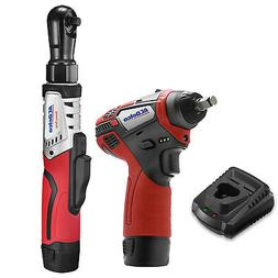 """ACDelco 12V 3/8"""" Brushless Ratchet Wrench & Impact Wrench Co"""