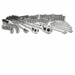 Stanley 201 Piece Mechanics Mixed Tools Set, Wrenches, Socke