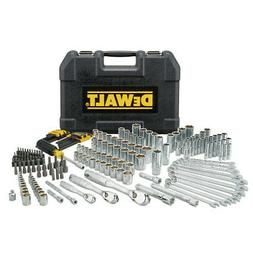 DEWALT 205 Pc Mechanics Tool Set DWMT81534 New
