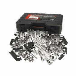 230 Piece Complete Craftsman Mechanic Tool Set Garage kit ra