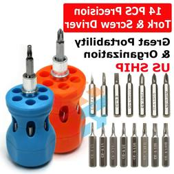 7 IN 1 Small MINI REPAIR PRECISION SCREWDRIVER TORX TOOL KIT