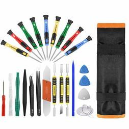 25Pcs Electronics Repair Tool Kit, Gangzhibao Precision Scre