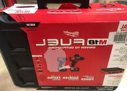 Milwaukee 2997-22PO M18 FUEL 2-Tool Combo Kit Pack Out New F