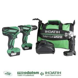 3-Tool 12-Volt Max Power Tool Combo Kit with Soft Case
