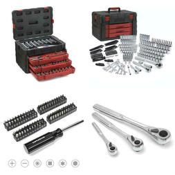 WORKPRO 320-Piece Mechanics Tool Kit, Professional Socket Se
