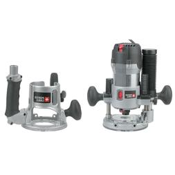 Porter Cable 894PK 2-1/4 HP Multi-Base Router Kit with 12 Am