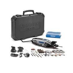 Dremel 4300-5/40 High Performance Rotary Tool Kit With Case!