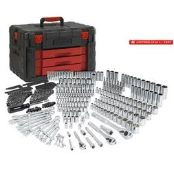 Workpro 450-Piece Mechanics Tool Set, Universal Professional