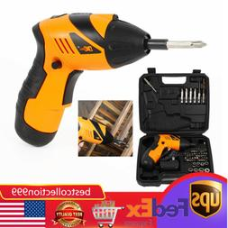 45in1 Rechargeable Wireless Cordless Electric Screwdriver Dr