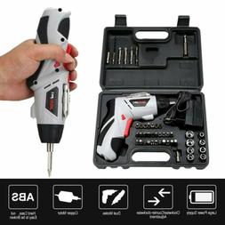 45pc multifunctional wireless cordless electric screwdriver