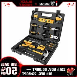 46pcs screwdriver sockets 1 4 dr auto
