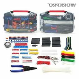 WORKPRO 582PC Tool Set for Electrician Network Tool Kits Fib