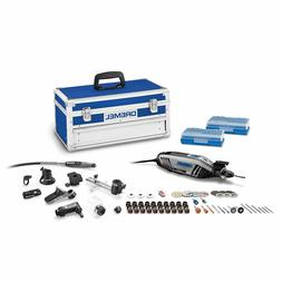 Dremel 4300-9/64 High Performance Rotary Tool Kit with Unive