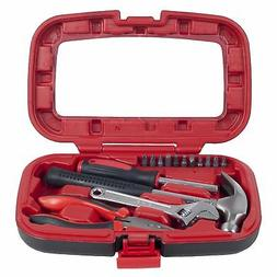 Household Hand Tools, Tool Set - 15 Piece by Stalwart, Set I