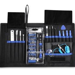 76 in 1 precision screwdriver set