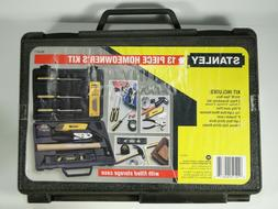 Stanley 94-671 13-Piece Homeowner's Tool Kit - Great for Stu