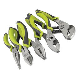 NEW Craftsman Evolv 5 pc. Pliers Set Piece Nose Plier Tool N