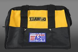 New Dewalt 12 in Tool Bags for 2 piece 18V or 20V tool kits