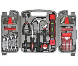Apollo 53 Piece Household Tool Kit Tool Box in a Drawer