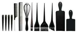 Balayage & Ombré Hair Coloring Tool Kit 13 Piece. New In Bo
