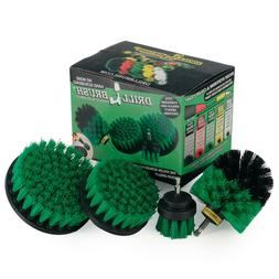 Cleaning Supplies - Kitchen Accessories - Drill Brush - Stov