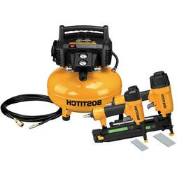 Bostitch BTFP2KIT 2-Piece Nailer and Compressor Combo Kit