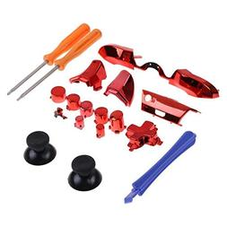Bumper Full Buttons Repair Kits, Replacement Parts, T8 Screw