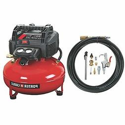 Porter Cable C2002-WK 150 Psi 6 Gal Oil-Free Pancake Compres