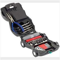 34 Piece Car Hardware Toolkit With Light Fathers Day