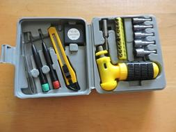 car vehicle tool kit branded by concerned